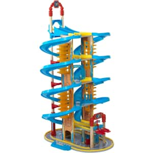 KidKraft Super Vortex Racing Tower for $46