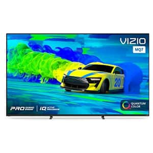VIZIO 75-Inch M-Series 4K UHD Quantum LED HDR Smart TV with Apple AirPlay 2 and Chromecast for $1,198