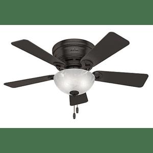 """Hunter Fan Haskell 42"""" Ceiling Fan for $89"""