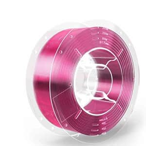 SainSmart PRO-3 Tangle-Free Premium 1.75mm PETG 3D Printer Filament, Hot Pink PETG, 2.2 LBS (1KG) for $26