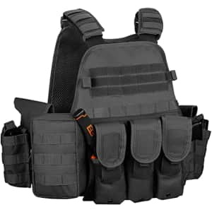 Barbarians MOLLE Tactical Vest for $50