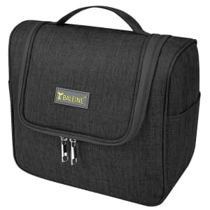 Baleine Mid-Size Toiletry Bag for $9