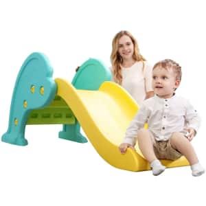 Doctor Dolphin Toddler Slide for $62