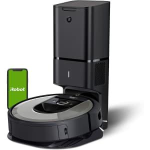 iRobot Roomba i6+ Robot Vacuum for $500 w/ Prime