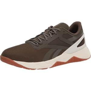 Reebok Men's Nanonflex TR Shoes for $50