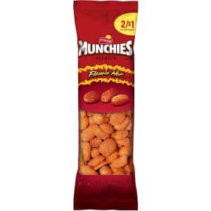 Munchies Flamin' Hot Peanuts 1.6-oz. Bag 36-Pack for $10 via Sub & Save