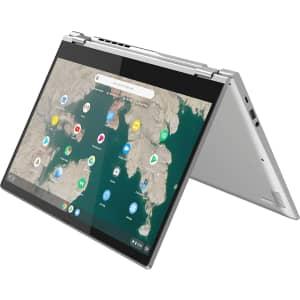 """Lenovo C340-15 i3 15.6"""" 2-in-1 Chromebook for $299 in cart"""