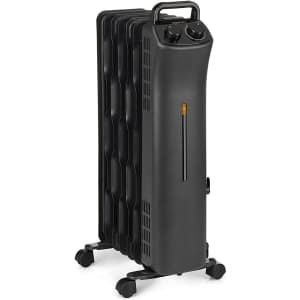 Amazon Basics Portable Radiator Heater for $55