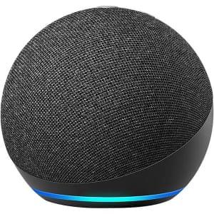 4th-Gen Amazon Echo Dot for $23