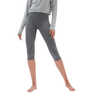 Aeropostale Women's Best Booty Ever Heathered Cropped Leggings for $8