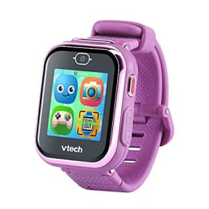 VTech KidiZoom Smartwatch DX3, Purple for $50