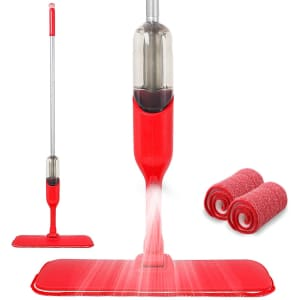 Eyliden Microfiber Spray Mop for $21