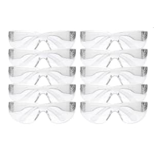 Adults' Safety Glasses 12-Pack for $8
