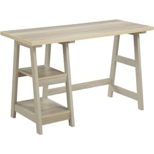 Convenience Concepts Designs2Go Trestle Desk for $94
