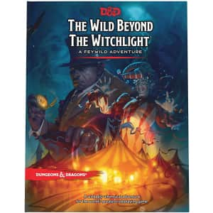 The Wild Beyond the Witchlight: A Feywild Adventure for $30