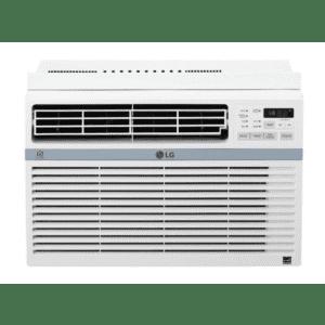 LG 10,000-BTU Smart Window Air Conditioner for $329