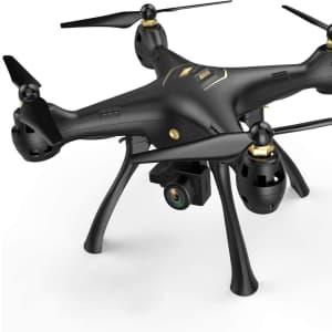 Drocon DC-08 1080p Quadcopter Drone for $85