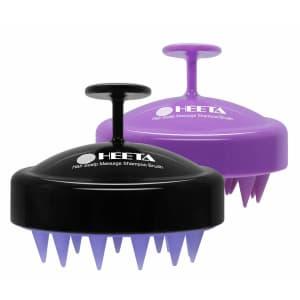 Heeta Scalp Massager 2-Pack for $8