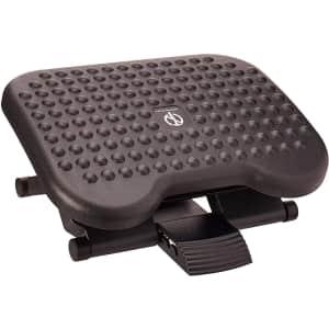 Mind Reader Adjustable Footrest for $25