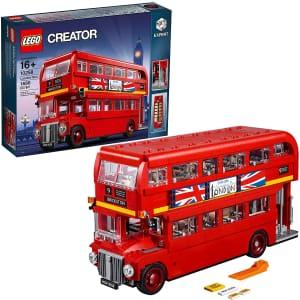 LEGO Creator Expert London Bus for $138