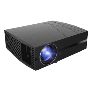 GooDee LED Video Projector for $55