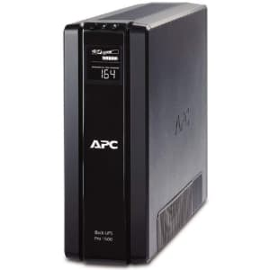 APC 1500VA UPS Battery Backup & Surge Protector for $226