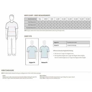 Carhartt Men's K87 Workwear Short Sleeve T-Shirt (Regular and Big & Tall Sizes), Port, Large/Tall for $20