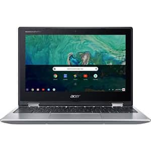 Acer Newest Convertible 2-in-1 Metal Body Chromebook-11.6 inches HD IPS Touchscreen, Intel Celeron for $249