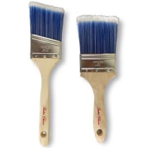 Bates Choice Bates Paint Brushes- 2 Pack, Premium Paintbrush, Treated Wood Handle, Paint Brush, Paint Brushes for $6