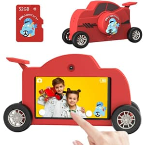 Dragon Touch Kids' 48MP Camera for $50