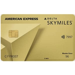 Delta SkyMiles® Gold American Express Card at MileValue: Earn 40,000 Bonus Miles + $50 Statement Credit