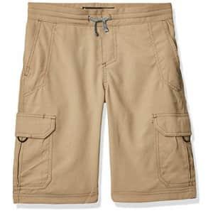 Lee Jeans Lee Little Boy Proof Pull-On Crossroad Cargo Short, Lion, 7X Regular for $20
