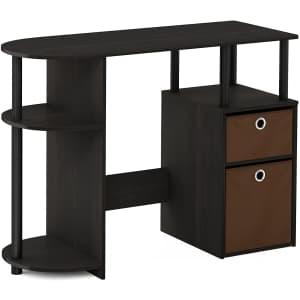 Furinno Jaya Computer Study Desk for $46