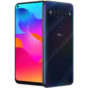 TCL 10L 64GB Android Smartphone for $180