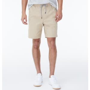 "Aeropostale Men's 8.5"" Jogger Shorts for $10"