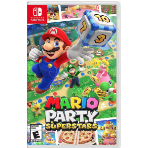 Mario Party Superstars for Nintendo Switch: Pre-orders for $57