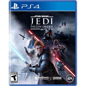 Star Wars: Jedi Fallen Order for PS4, Xbox One, or PC for $20