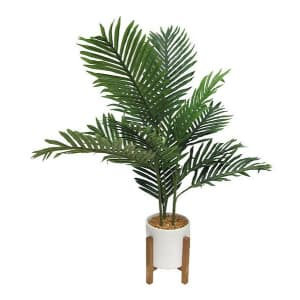 Plant Stands & Artificial Greenery at Kohl's: up to 60% off + extra 15% off