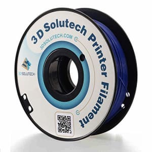 3D Solutech Navy Blue 3D Printer PLA Filament 1.75MM Filament, Dimensional Accuracy +/- 0.03 mm, for $28