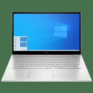 "HP Envy 11th-Gen. i7 17.3"" 1080p Laptop w/ 32GB Optane Memory for $1,100"