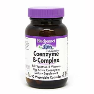 Bluebonnet Nutrition Cellular Active Coenzyme B-Complex, 50 Count for $13