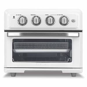 Cuisinart TOA-60W Airfryer, Convection Toaster Oven, White for $230
