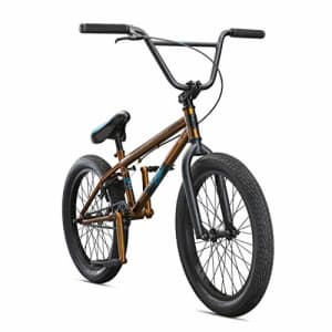 Mongoose Legion L40 Freestyle BMX Bike Line for Beginner-Level to Advanced Riders, Steel Frame, for $380