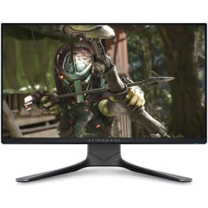 """Alienware 25"""" 1080p IPS LED Gaming Monitor for $361"""