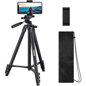"""Thikpo 50"""" Lightweight Tripod for $10"""