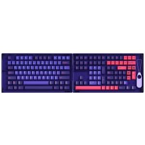 Yunzii Akko 157-Key Double-Shot PBT Keycap Set for $42