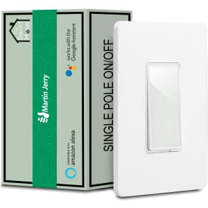 Martin Jerry WiFi Smart Switch for $14