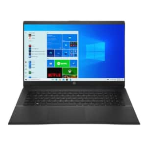 """HP 4th-Gen. Ryzen 7 17.3"""" Laptop for $550"""