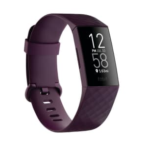 Fitbit Charge 4 Fitness & Activity Tracker for $100 + $20 Kohl's Cash