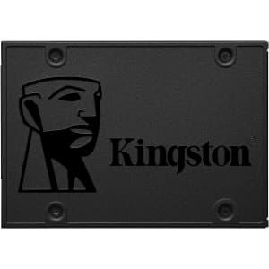 "Kingston 120GB 2.5"" SATA III Internal SSD for $23"
